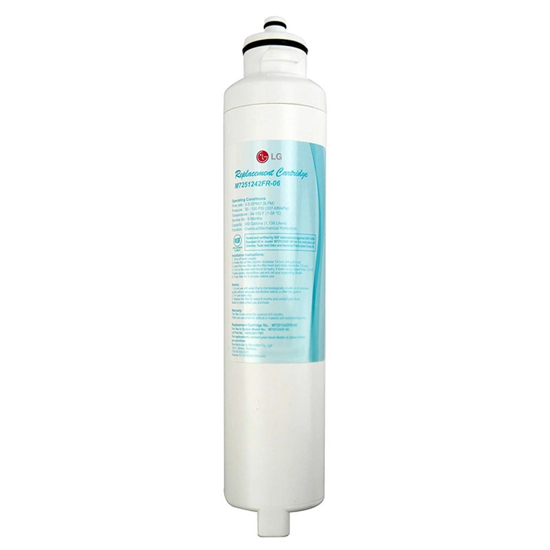 LG M7 Ultimate M7251253FR-06 Fridge Water Filter ADQ32617703